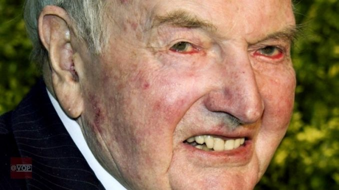 David Rockefeller predicted to die in 2017