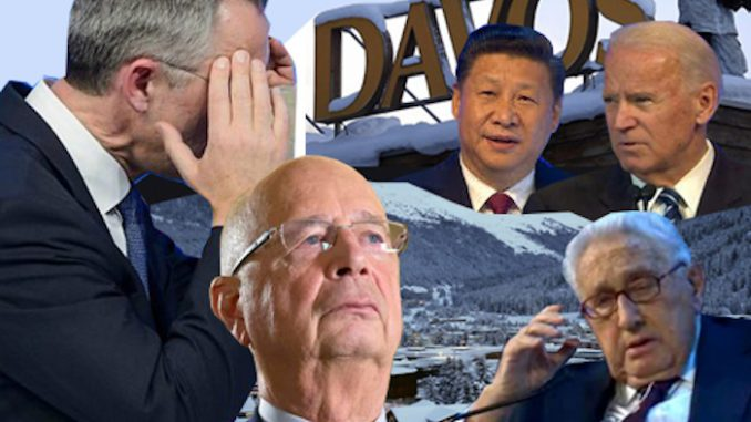 Davos elite reveal they can now decode your mind
