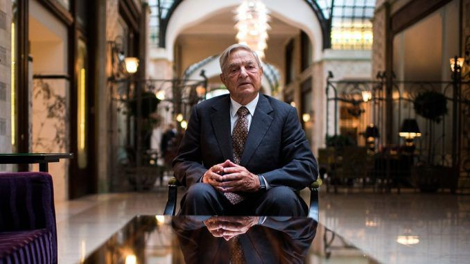 "George Soros has vowed to create ""financial Armageddon and unleash hell,"" when Trump is sworn in as President this month."