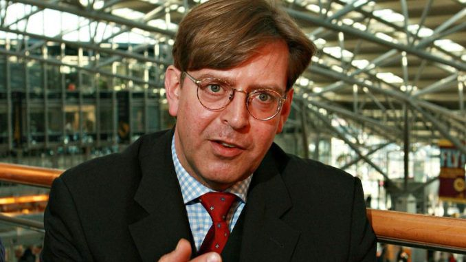 Dr Udo Ulfkotte, the former German newspaper editor whose bestselling book exposed how the CIA controls German media, has been found dead.