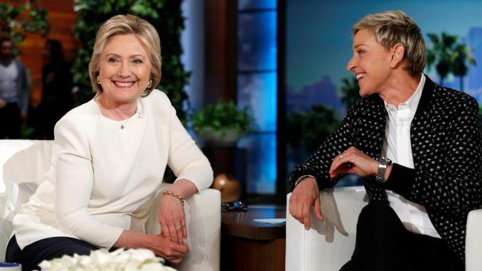 Hillary Clinton says she plans to run for president in 2020 and will launch a temporary career as a talk show host in order to prepare.