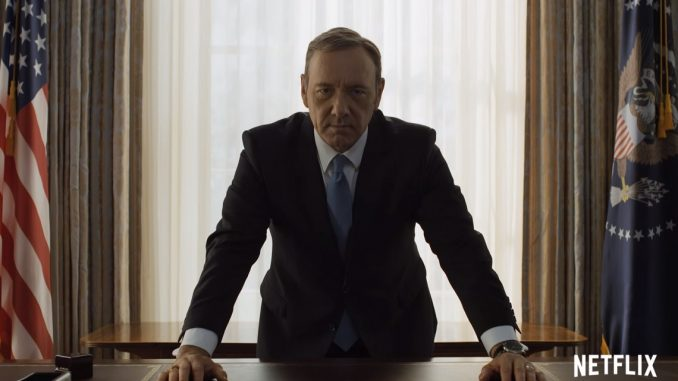 Netflix show House of Cards hints at a coming false flag event in America