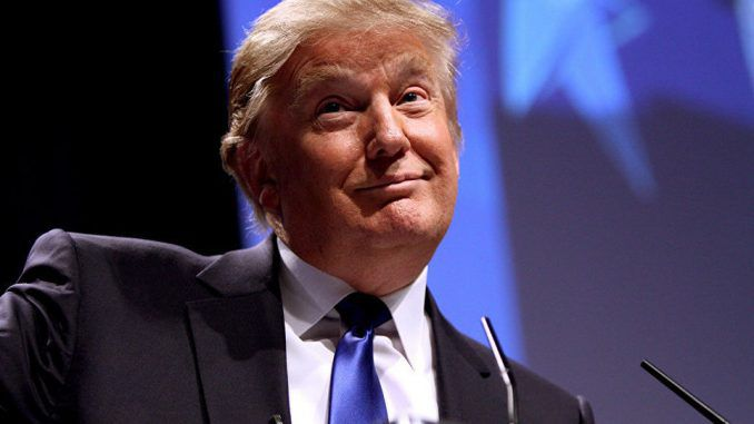 Human Rights Watch place Donald Trump on their 'watch list'
