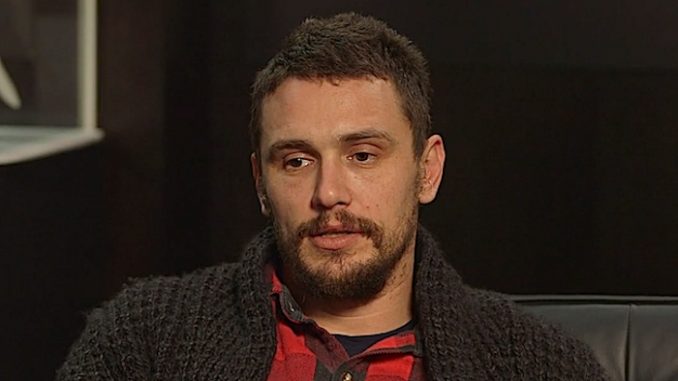 Hollywood actor-and-director James Franco claims the election of Donald Trump affected him so badly that he was driven to attempt suicide.
