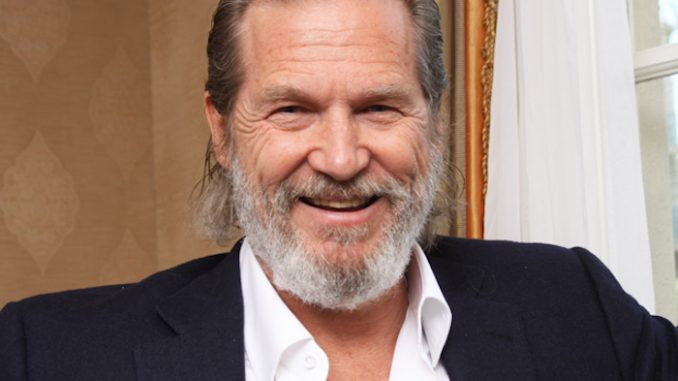 "Jeff Bridges has a message for all Americans - stop whining, stop being aggressive, and work with President Trump to ""make the most beautiful existence that we can."""