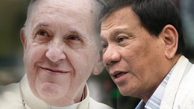President Duterte accuses the Vatican of covering up its pedophile crimes