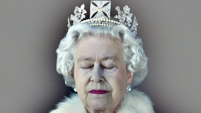 An extraordinary press release published and then deleted by the Royal family's website has led many to believe Queen Elizabeth is dead.
