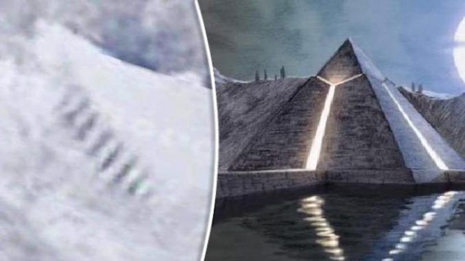 Scientists discover mysterious giant staircase in Antarctica