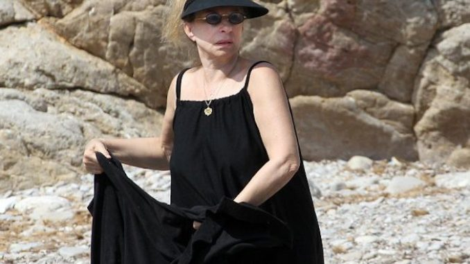 Barbra Streisand has admitted to suffering a type of 'nervous breakdown' following Donald Trump's election victory in November.