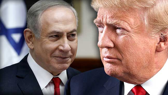 Trump, Netanyahu To Consult Closely On 'Iranian Threat'