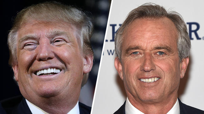 Trump Picks Robert F Kennedy Jr To Chair Vaccine Safety Commission
