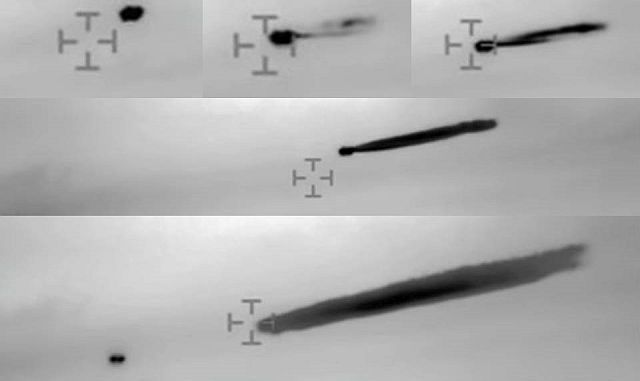 Chilean Navy Release Groundbreaking UFO Video To The Public