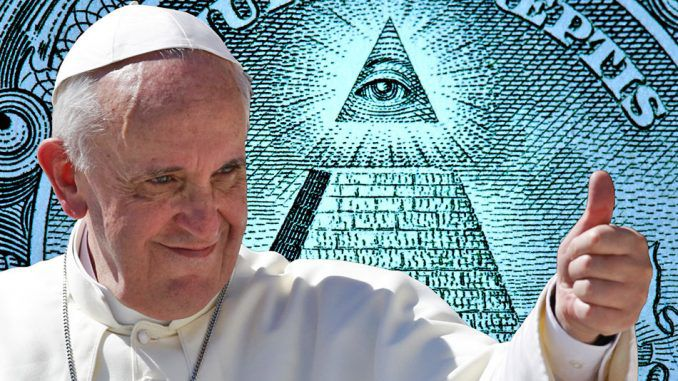 "The Vatican has called for a ""global public authority"" and a ""central world bank"" to rule over our 'outdated' financial institutions."