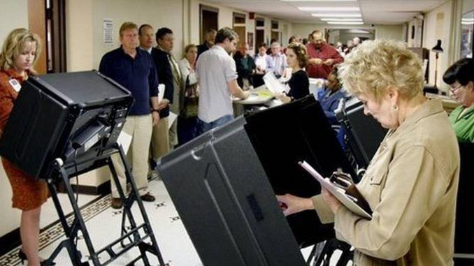 A mathematician says she has uncovered evidence of widespread election fraud and claims government officials are trying to silence her.