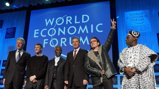 Elites at the World Economic Forum's annual meeting spent the week bickering about how best to address the rejection of globalization.