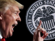 President Trump has put the Federal Reserve on notice for violating the new administration's America First policy, claiming the central bank has been operating illegally and ripping off Americans.