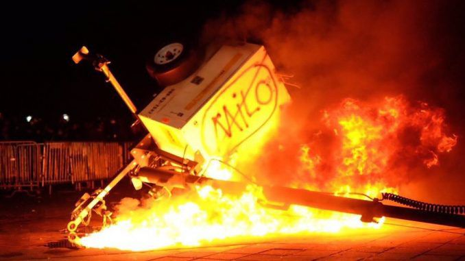 Berkeley Mayor under FBI investigation for allowing Milo riots to occur