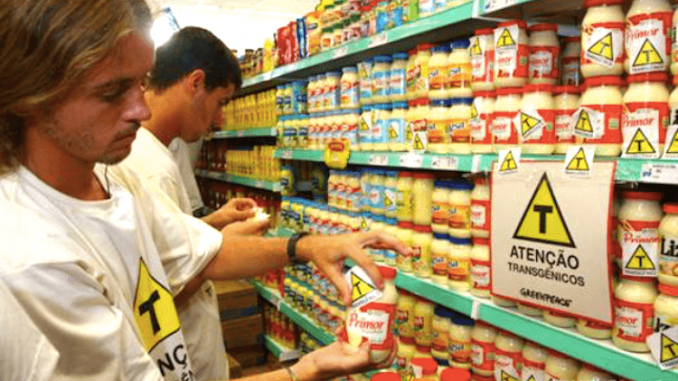 Brazil announces a ban on all GMO imports from the United States