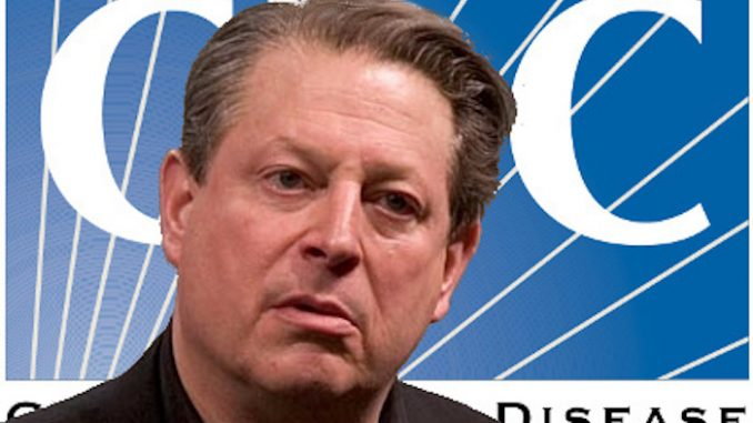 CDC cancels climate change conference
