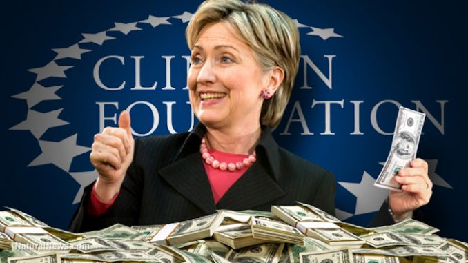 Clinton Foundation about to collapse