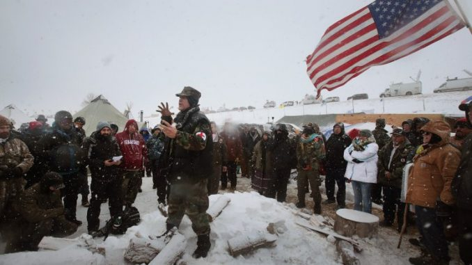 Final Phase Of Dakota Access Pipeline Approved