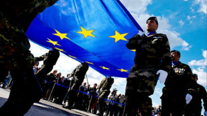 European Union say they will become the next world's superpower