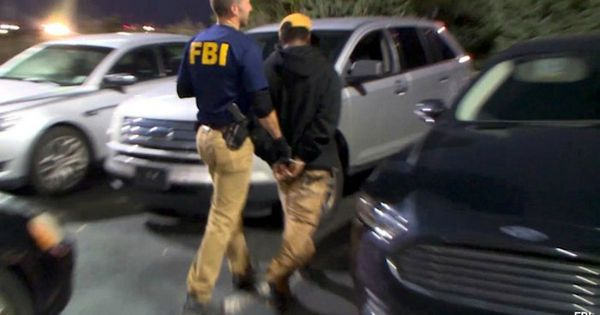 FBI arrest over a dozen people connected to a trafficking operation in Detroit