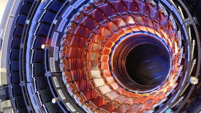 Large Hadron Collider allegedly disproves the existence of ghosts