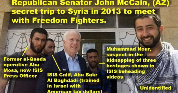 McCain-and-ISIS-team