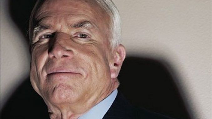 The McCain Institute claims it exists to fight human trafficking, but despite millions in donations none was spent on human trafficking.