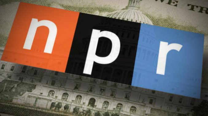Congress to defund NPR