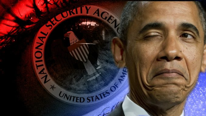 Barack Obama granted NSA special powers to 'take down Trump' in the last days of his presidency