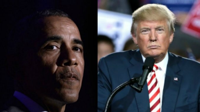Obama published domestic terrorism manual in order to overthrow Trump