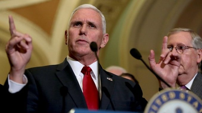 Mike Pence leads voter fraud investigation