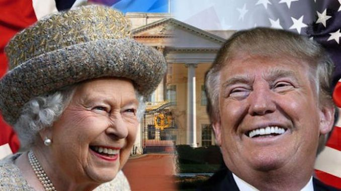 Queen Elizabeth to consider allowing the U.S. to join the Commonwealth