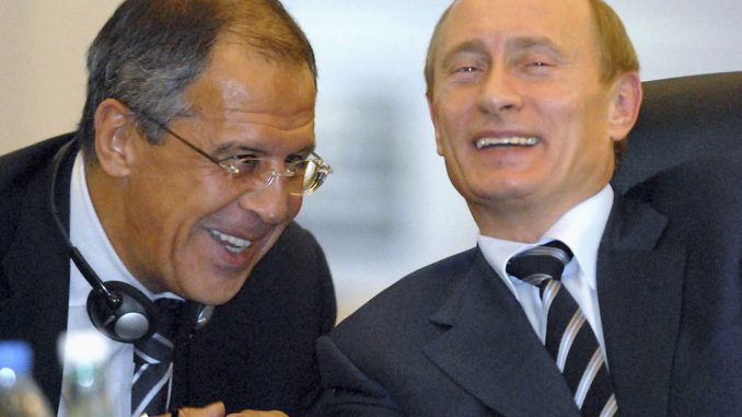 Russia calls for a revolutionary peoples 'New World Order'