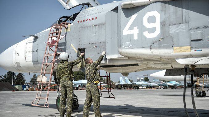 Putin deploys Russian aerospace forces for potential war