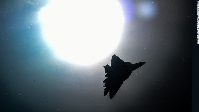 Russia are set deploy a new hypersonic fighter jet to space in 2018 which they say will be able to drop nuclear bombs to Earth.