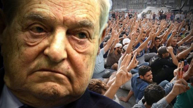 George Soros blocks Trump's ban on terrorists from entering the United States