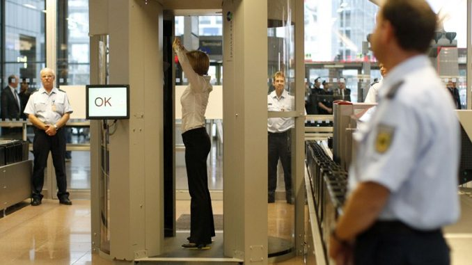 TSA airport body scanners damage DNA, study finds