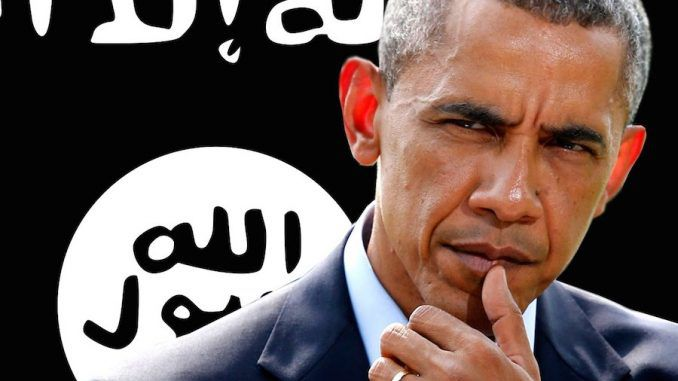 Barack Obama caught aiding ISIS in Trump bust