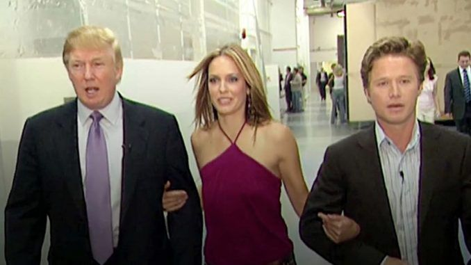 """The """"Access Hollywood"""" tape that nearly ruined President Donald Trump's election campaign was leaked by NBC News staffers working on """"Access Hollywood"""", it has been revealed by multiple sources inside the network."""