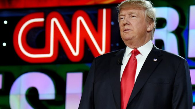 President Trump has begun banning corrupt members of the mainstream media from White House press briefings, with CNN, The New York Times, and the Los Angeles Times among the first to have their access rights revoked.