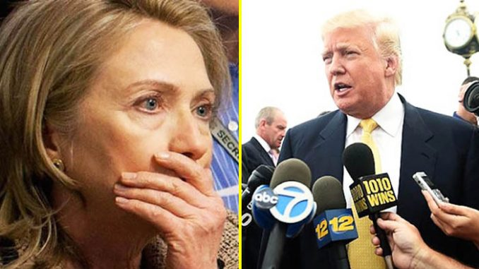 Trump was right - Hillary Clinton won the popular vote fraudulently