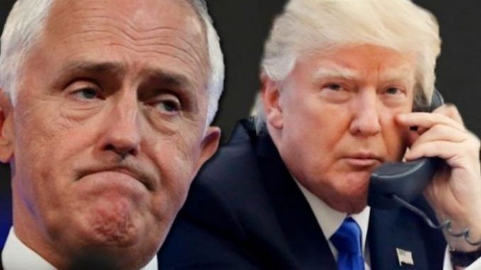 "Australian Prime Minister Turnball's disastrous phone call with President Trump may have thrust him into the spotlight, but polls show ""embarrassed"" Australian voters have turned against him."