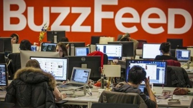 Buzzfeed sued over Russian dossier fake news coverage