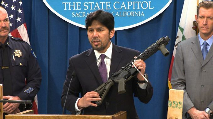 """California's Democratic Senate leader Pro Tem Kevin De Leon boasted that """"half of his family"""" is residing in the United States illegally."""