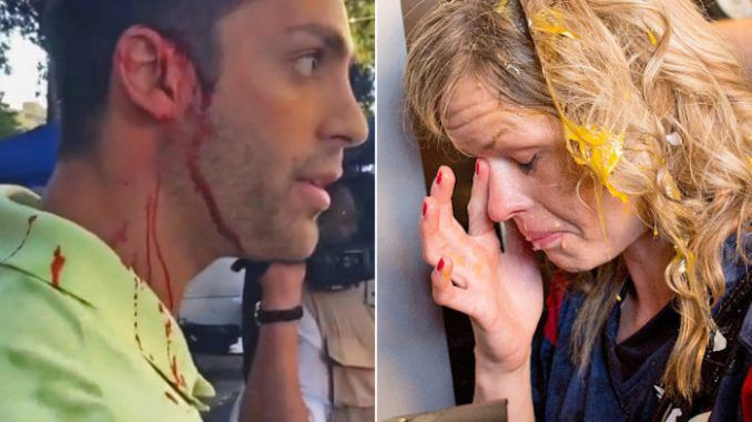 Conservatives in California claim they are forced to live a double life and keep their mouths shut out of fear for their lives, proving that liberals are tolerant only if you share their ideology.