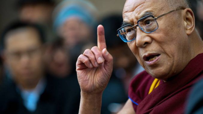 The Dalai Lama claims Europe has taken too many refugees and is at risk of losing its culture and values, and warned that Germany is becoming an Arab country.