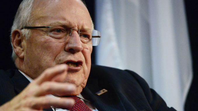 Dick Cheney guilty of poisoning US troops in Iraq